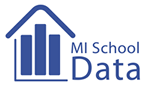 Michigan School Data Logo