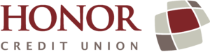 Logo for Honor Credit Union