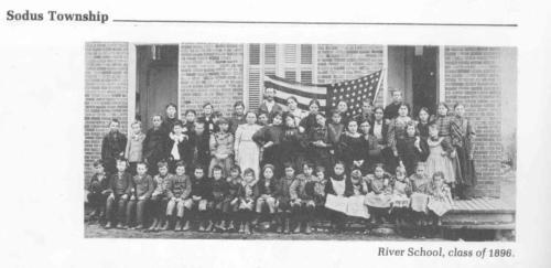 river school 1896